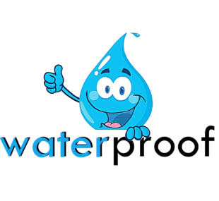 logotyp waterproof